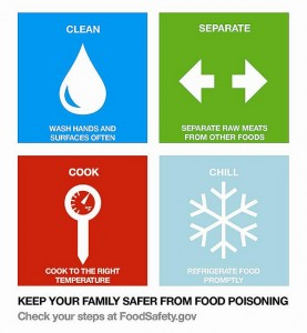Clean Separate Cook Chill 5880988448_e1201f76b1_z