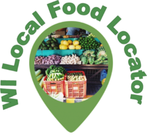 Local food locator logo