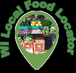 Local food locator logo
