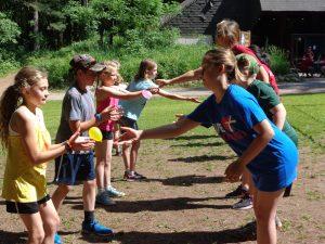 4-H Camp 2017 Games