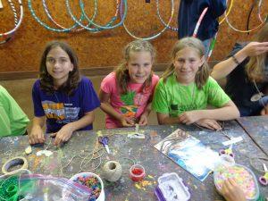 4-H Camp 2017 Crafts