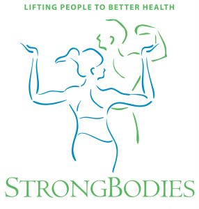 Strong Bodies logo